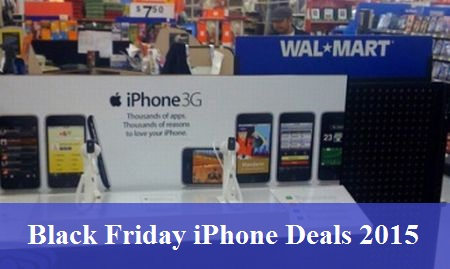 Walmart Black Friday iPhone Deals 2018