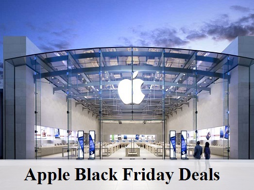 Apple Store Black Friday 2018