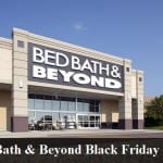Bed Bath and Beyond Black Friday 2021 Deals and Sales