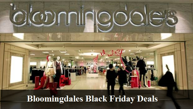 Bloomingdales Black Friday 2019 Deals & Sales