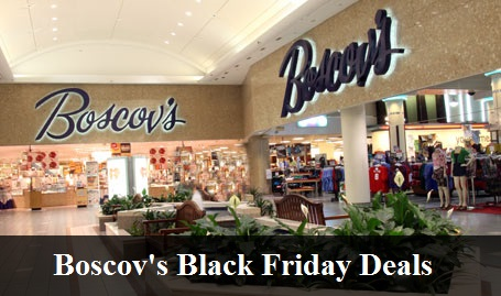 Boscov's Black Friday 2019 Deals