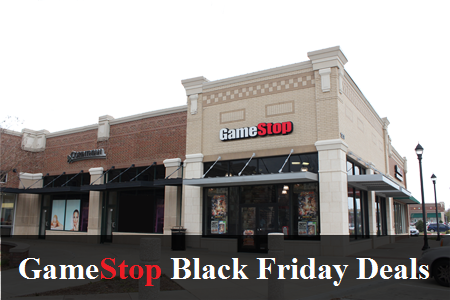 Gamestop Black Friday 2018 Deals & Sales