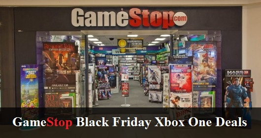 Gamestop Black Friday Xbox One Deals 2019