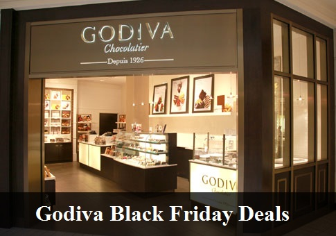 Godiva Black Friday 2020 Deals & Sales