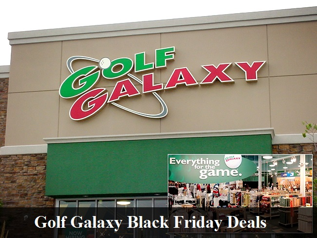 Golf Galaxy Black Friday 2020 Deals & Sales