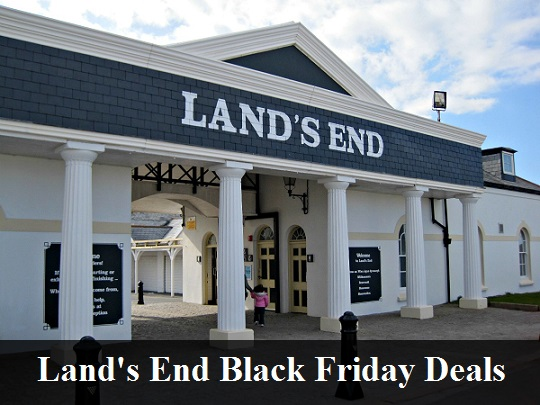 Lands End Black Friday 2020 Deals & Sales