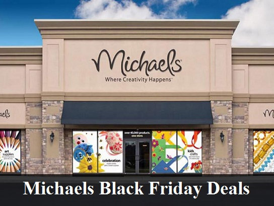 Michaels Black Friday 2020 Deals & Sales
