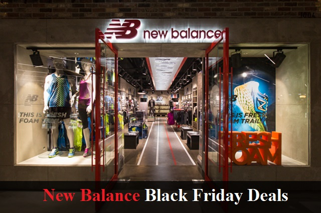 New Balance Black Friday 2020 Deals & Sales