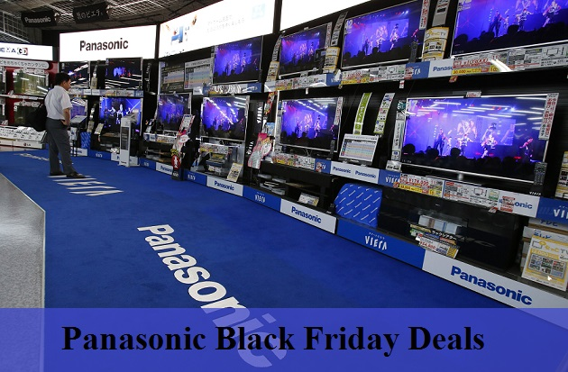 Panasonic Black Friday 2020 Deals & Sales