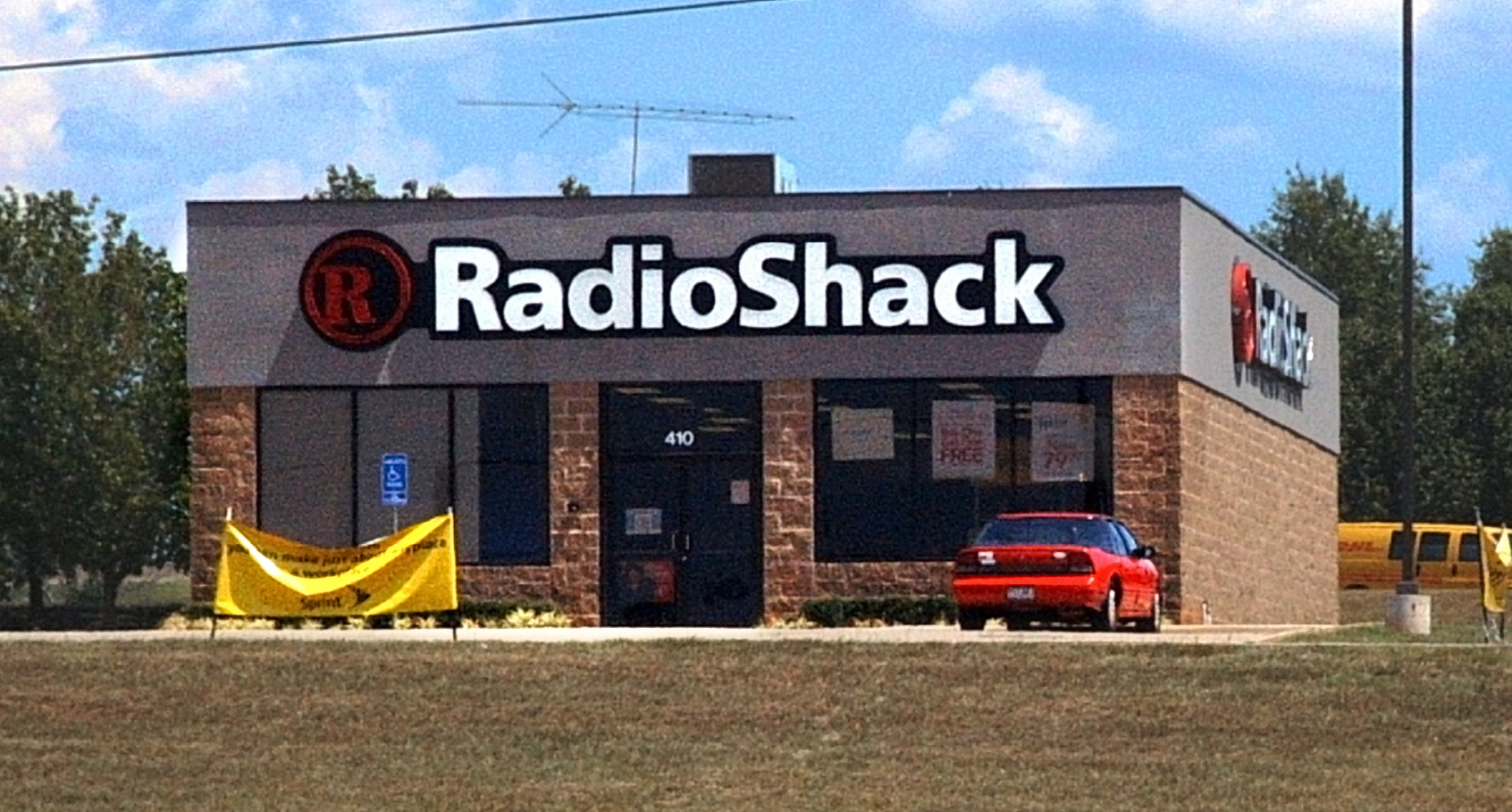 Radio Shack Black Friday Deals & Sales