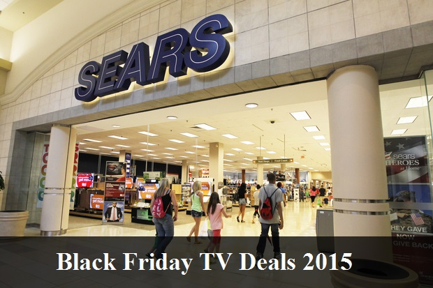 Sears Black Friday TV Deals & Sales 2018