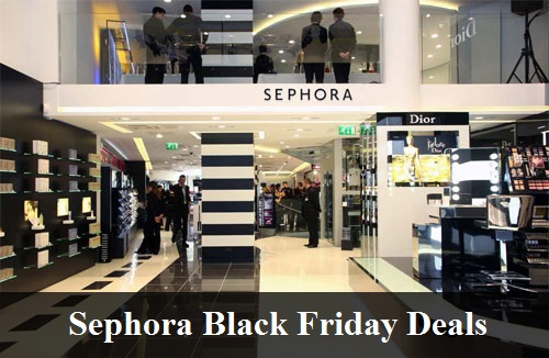Sephora Black Friday 2019 Deals, Sales & Ads
