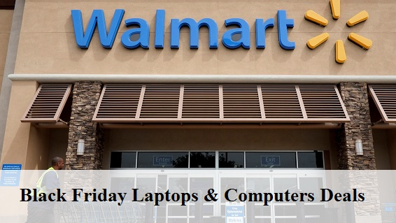 Walmart Black Friday Laptops & Computers Deals 2020