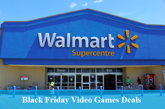 Walmart Black Friday Video Games Deals 2019