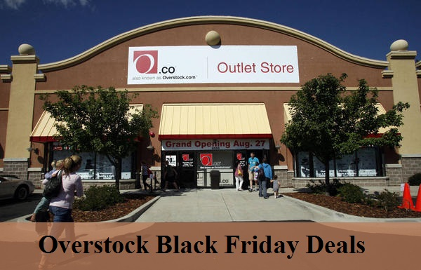 Overstock Black Friday 2019 Deals & Sales