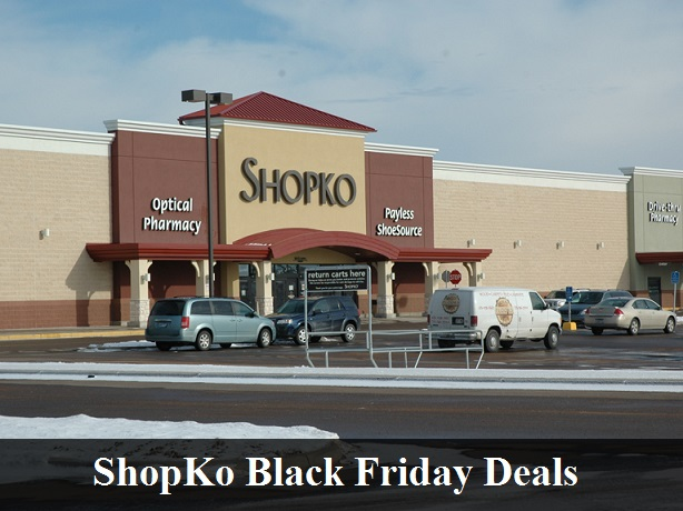 ShopKo Black Friday 2020 Deals & Sales
