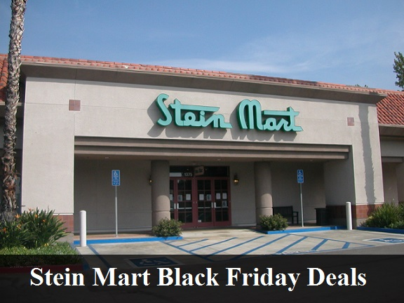 Stein Mart Black Friday 2019 Deals & Sales