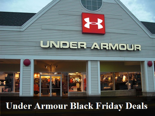 Under Armour Black Friday 2019 Deals & Sales
