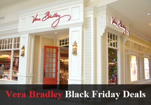 Vera Bradley Black Friday 2020 Deals & Sales
