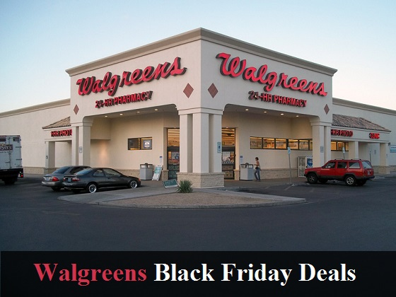 Walgreens Black Friday 2018 Deals & Sales