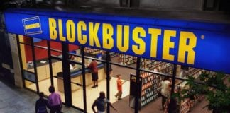 Blockbuster Black Friday