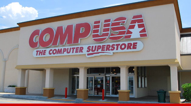 CompUSA Black Friday
