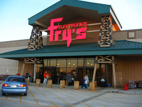 Fry's Black Friday