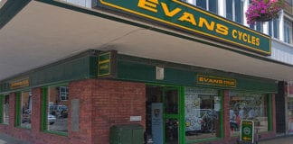 Evans Cycles Black Friday