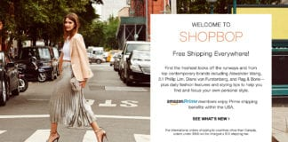 Shopbop Black Friday