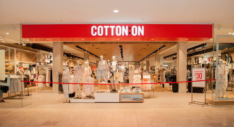 Cotton On Black Friday