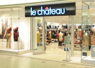 Le Chateau Black Friday