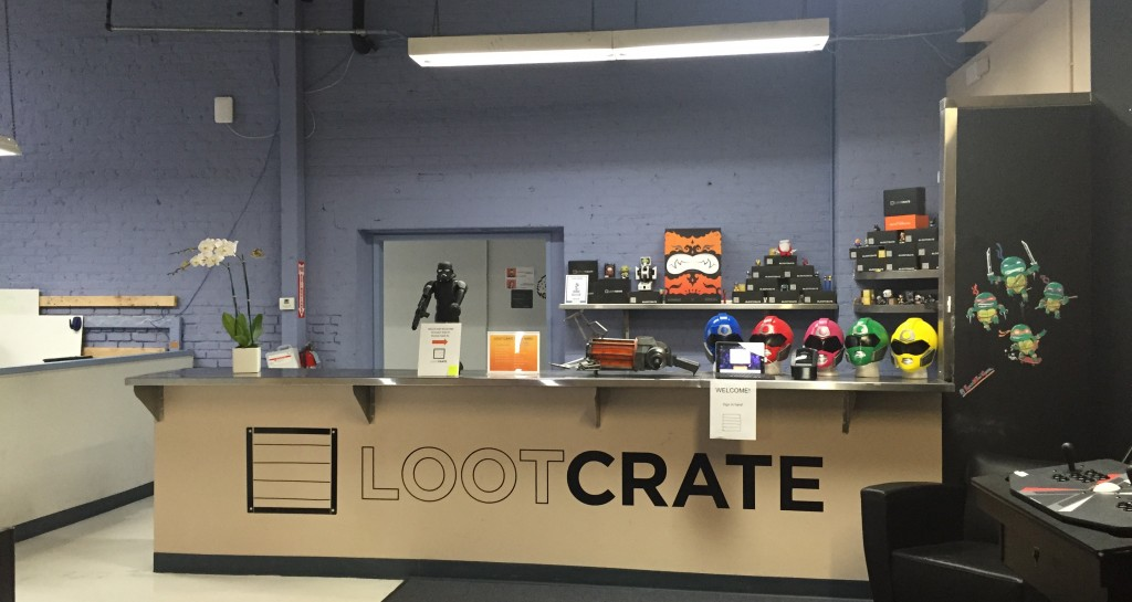 Loot Crate Black Friday