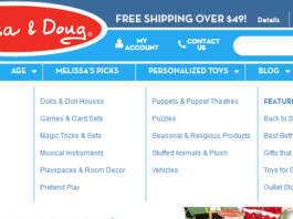 Melissa & Doug Black Friday Deals, Sales & Ads