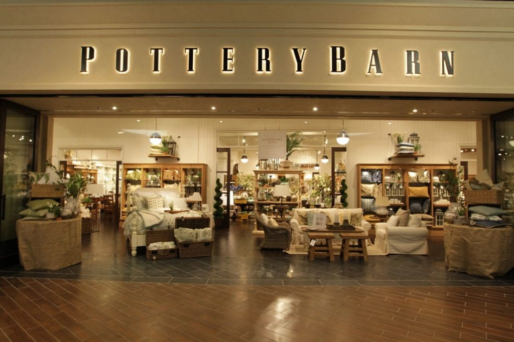 Pottery barn black friday 2018 deals sales ads black for Black friday deals on kitchen cabinets