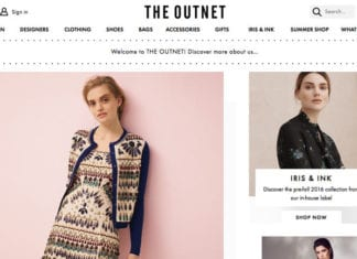 The Outnet Black Friday