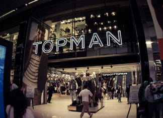 Topman Black Friday