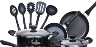 Pots and Pans Set Black Friday