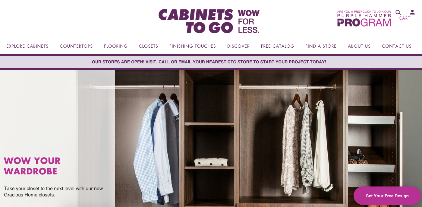 Cabinets To Go Black Friday 2020 Deals, Sales & Ads - 60% OFF